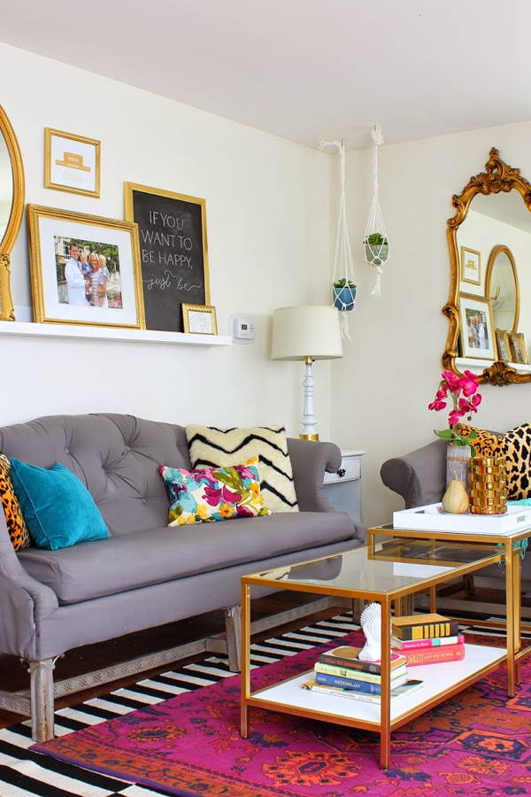 6 Ways to Pick a Colour Scheme for Your Space
