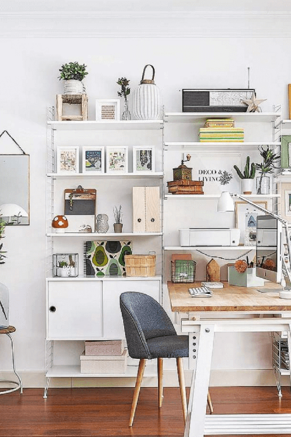 Create a Relaxing Home Office You'll Actually Love to Work In
