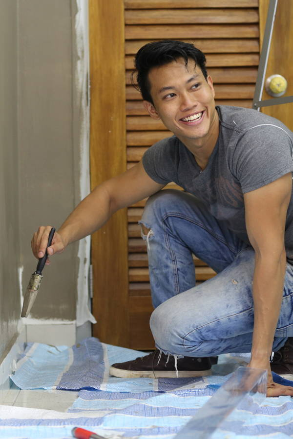 5 Interior Design Tips from Ernest Loh of AXN's The Apartment