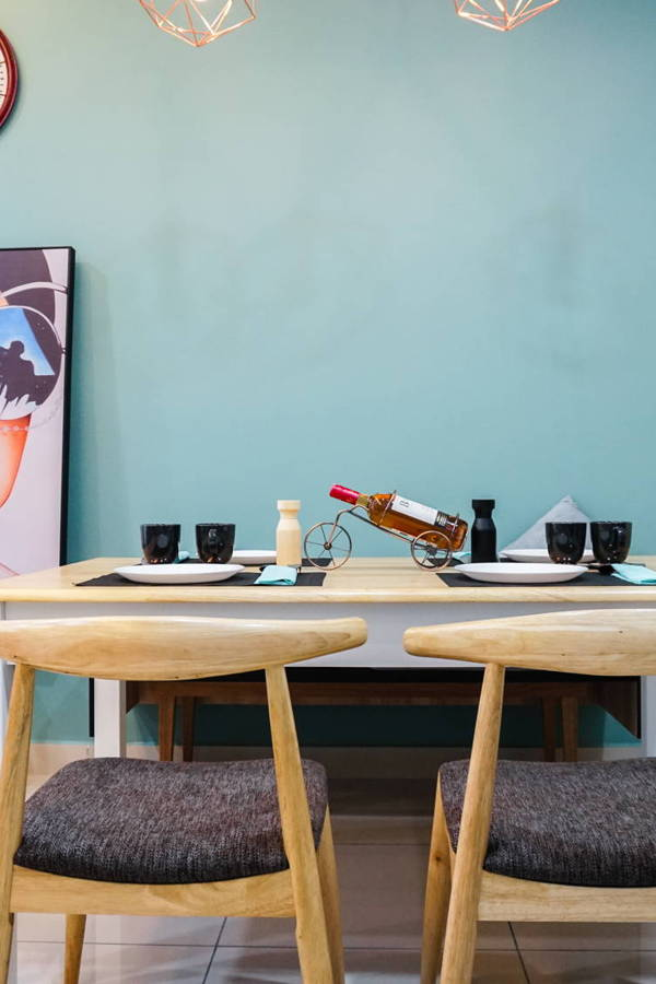 10 Nordic Themed Dining Rooms from Malaysian Homes