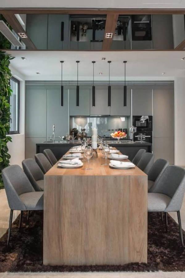 16 Stylish Dining Room Designs in Kuala Lumpur