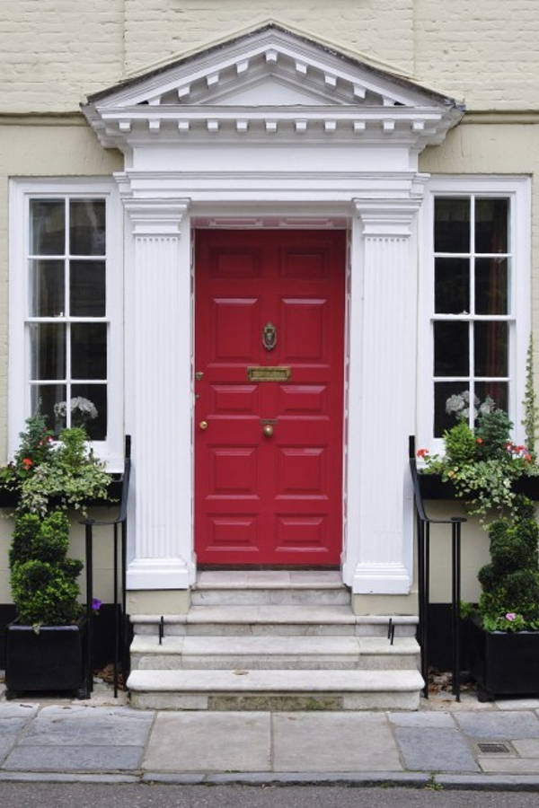 How to Add Pink and Red to a Grown Up's Home
