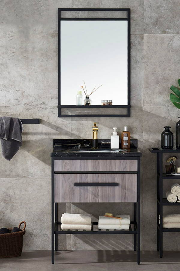 Stylish Additions That Can Majorly Impact Your Small Bathroom