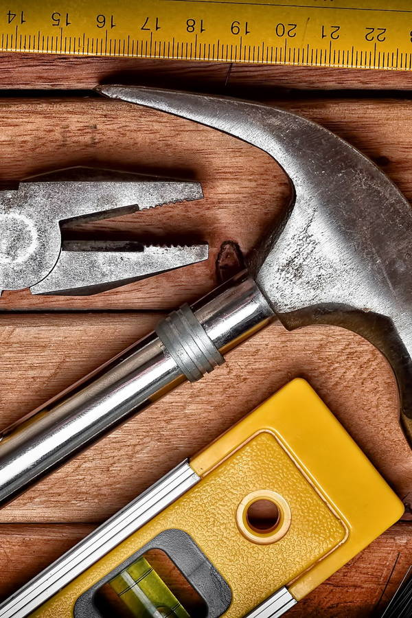 Basic Maintenance Tools You Really, Really Need in Your Home