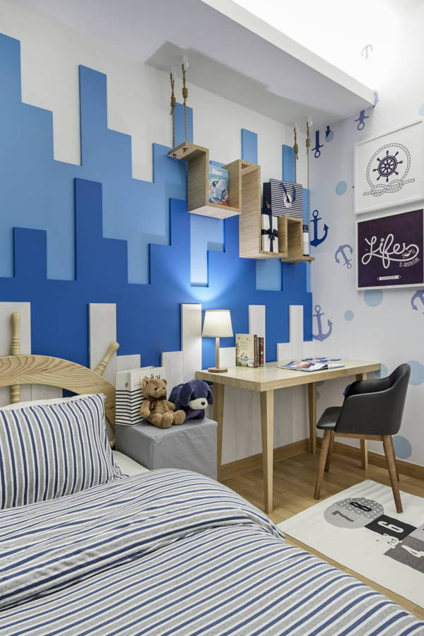 These 10 Kids Room Ideas Put the Fun in Functional