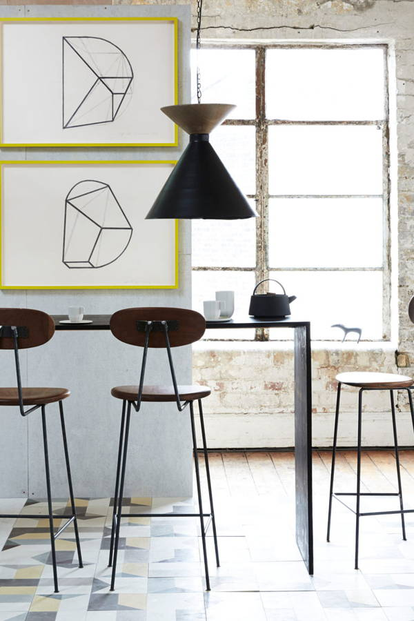 "Nifty Ways to Incorporate a ""Dining Room"" in Your Small Space"