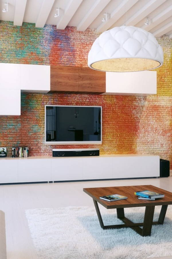 7 Painting Effects for Fun Wall and Furniture Finishes