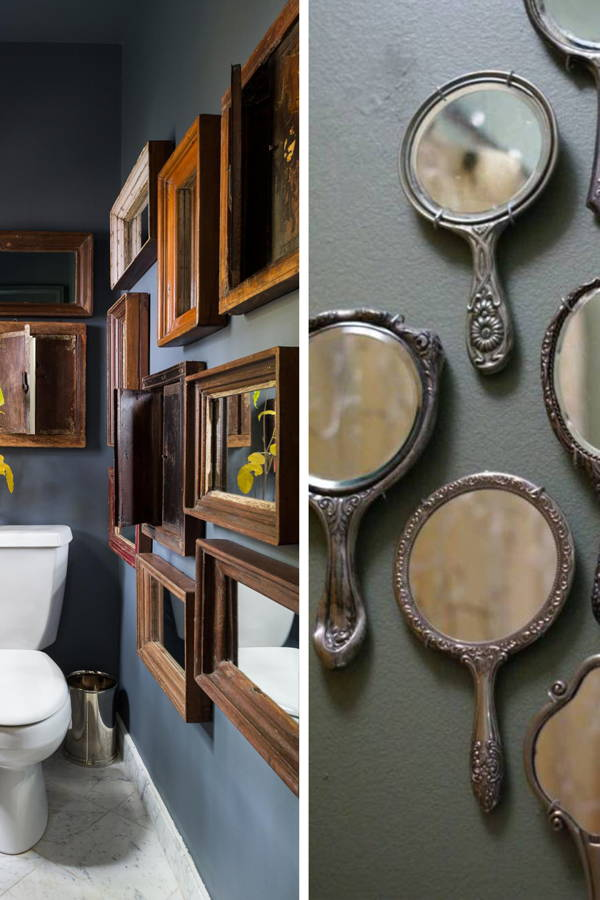 Mirror Mirror on the Wall, Get the Coolest Bathroom of them All!