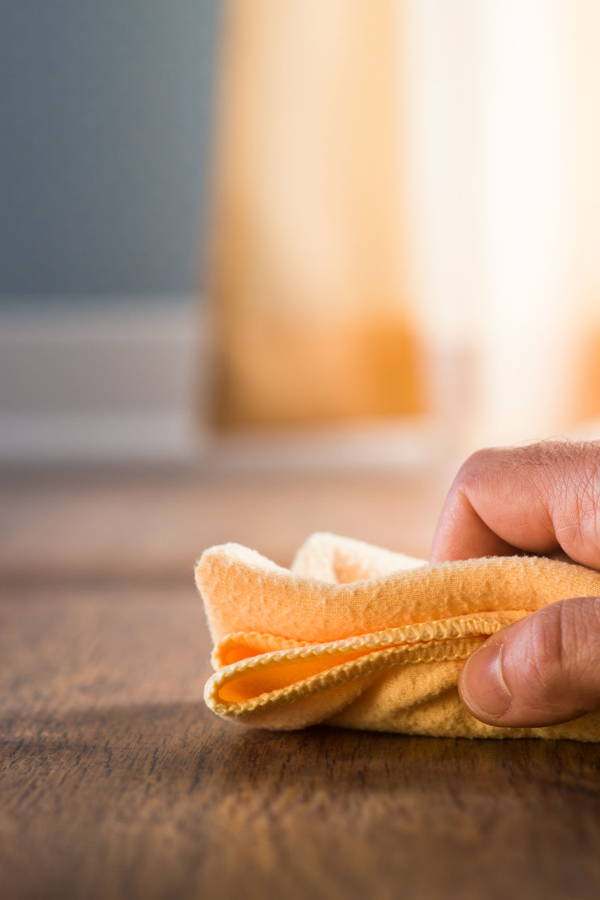 6 spots you've probably missed when cleaning your home