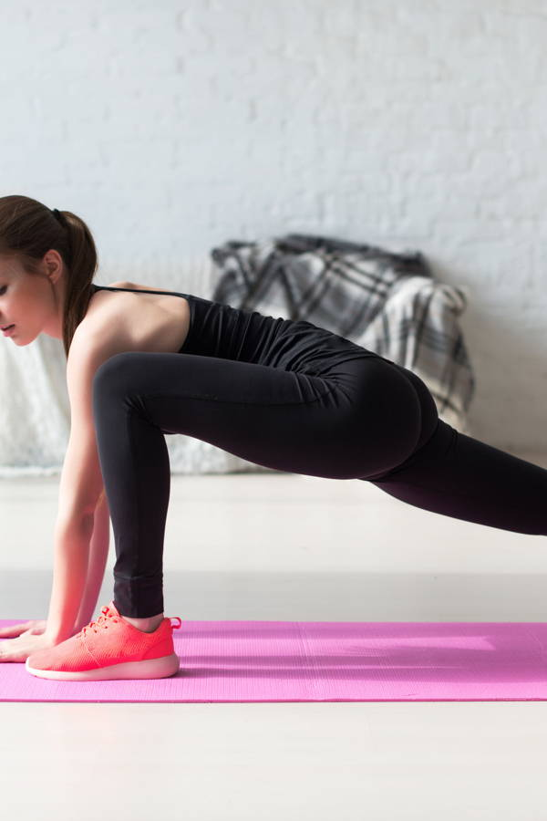 Getting Fit at Home Doesn't Require a Fat Budget (or Space)