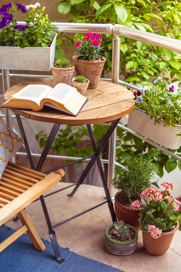 Why Size Doesn't Matter: 22 Fun Ideas for Small Balconies