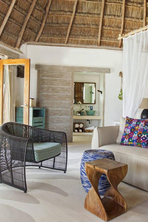 make our home feel like a beach resort