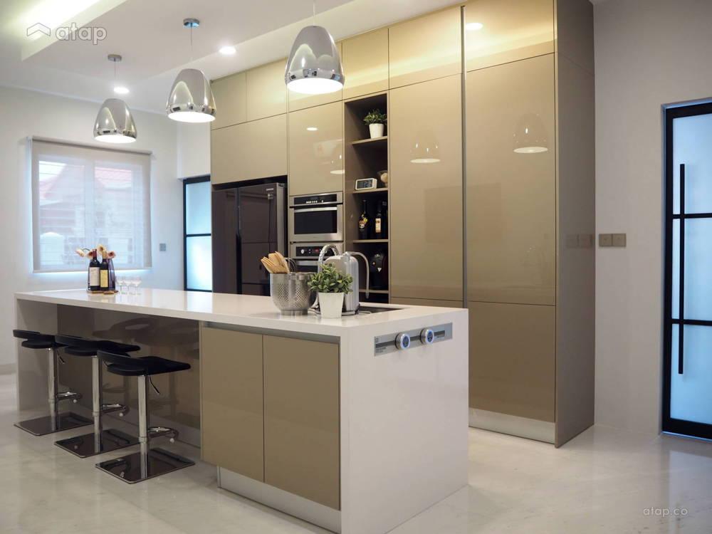 modern oriental kitchen