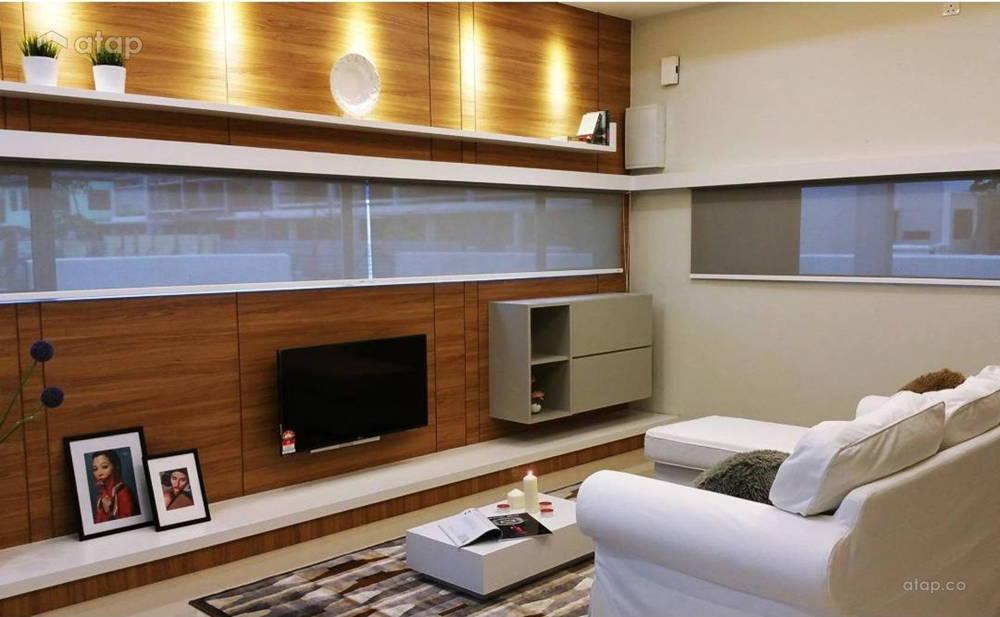 modern tv cabinet set