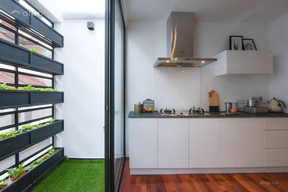 kitchen planters