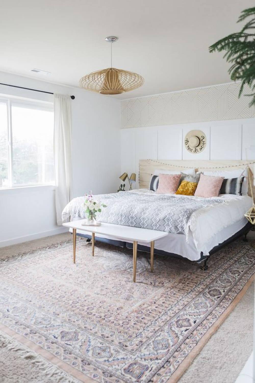 master bedroom rug