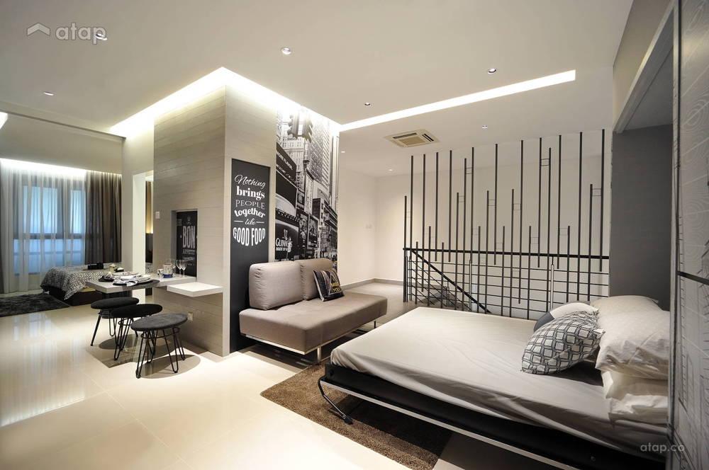 highpark studio bedroom