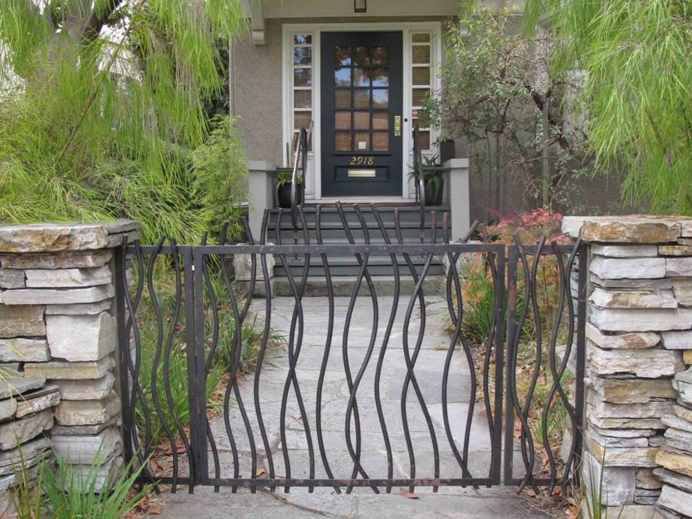 rod gate