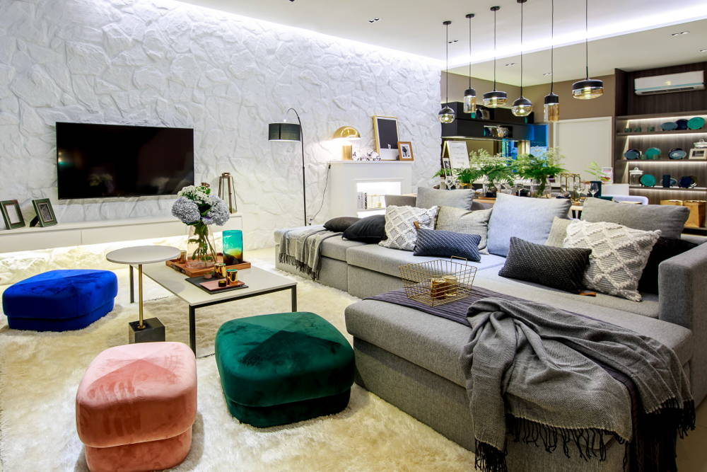 living room terrace house