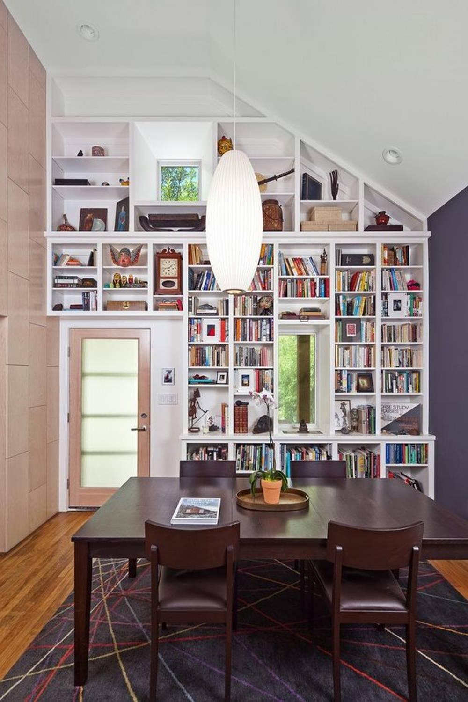 space saving dining room