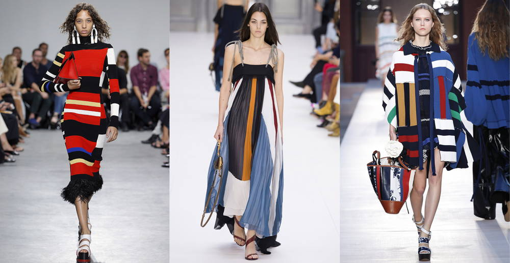 striped patterns fashion