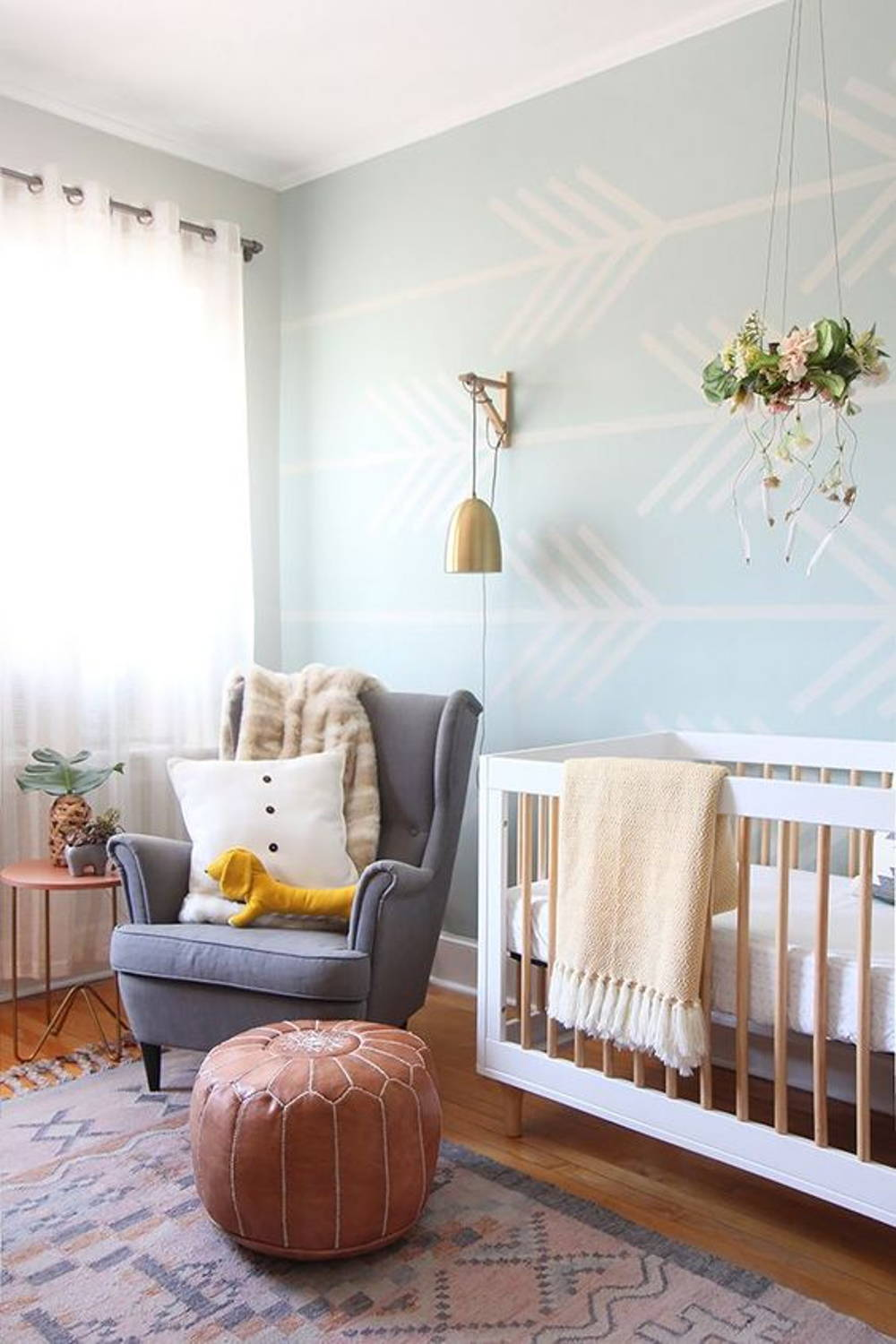 Beautiful nursery home