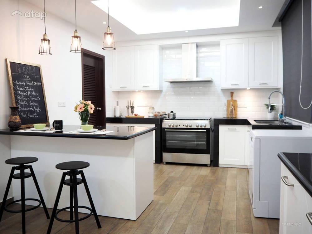 modern english kitchen