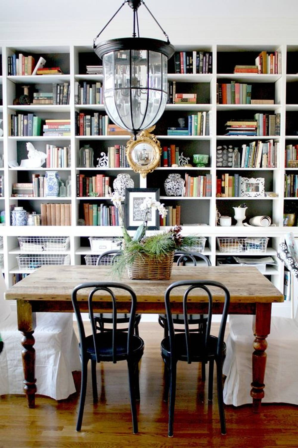 multifunctional dining room