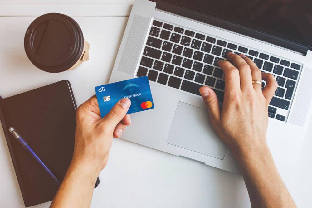 Credit card citibank