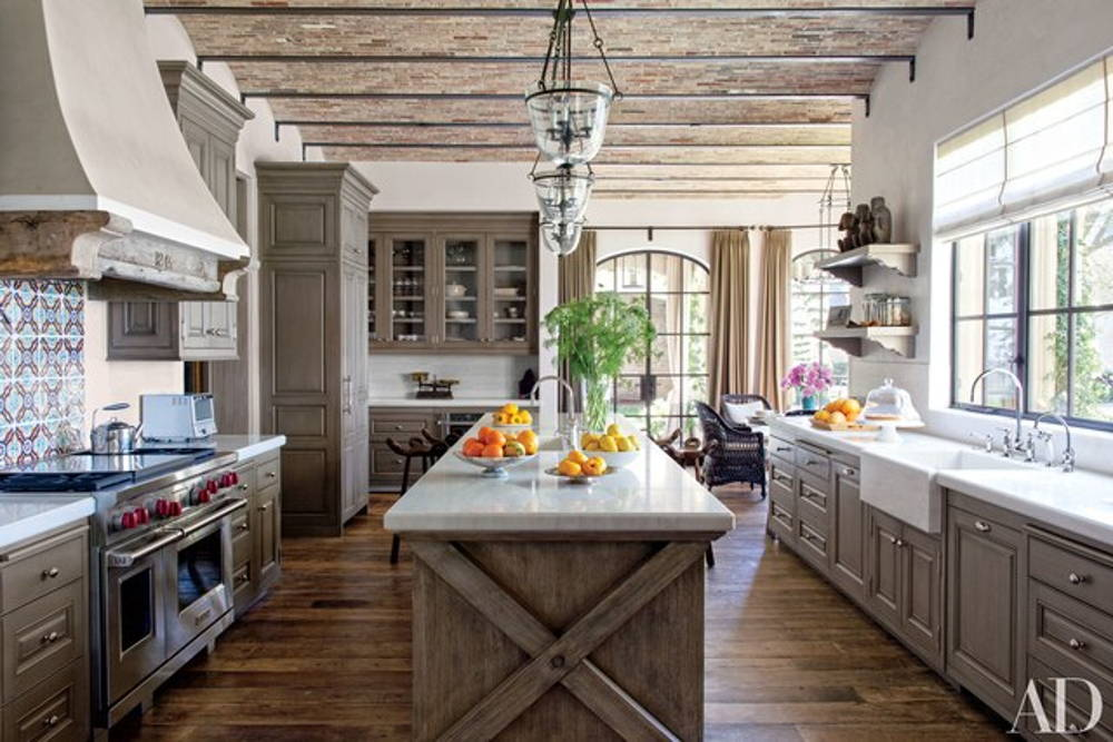 celebrity kitchen design