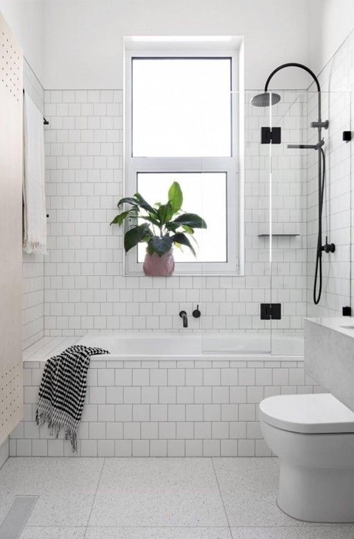 Shower bath design