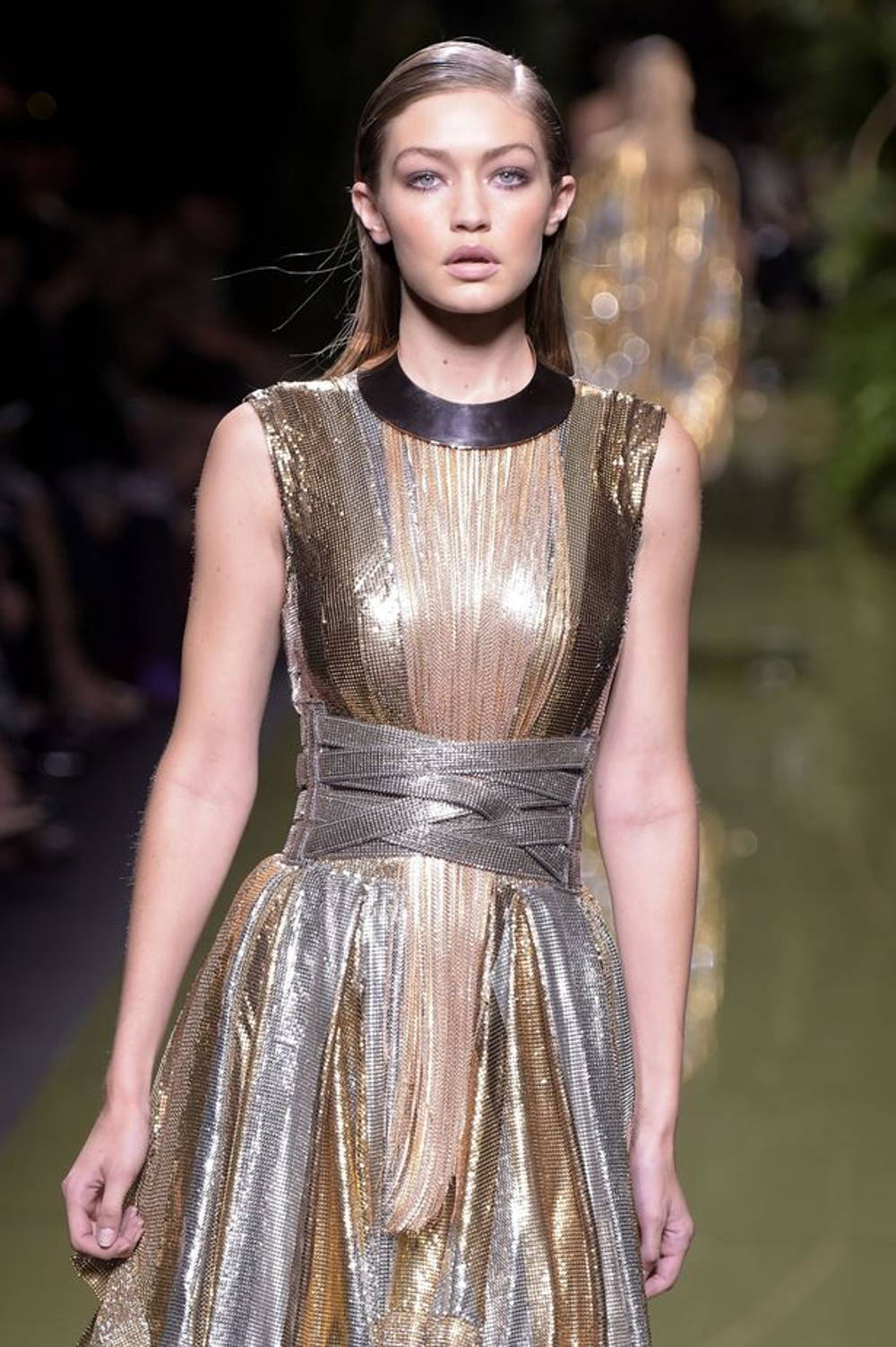metallic fashion