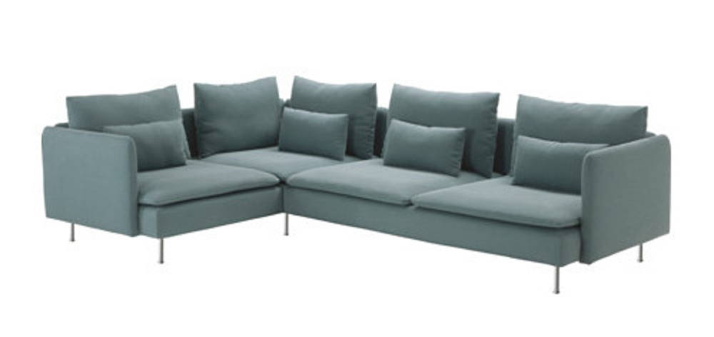 Soderhamn corner sofa ikea