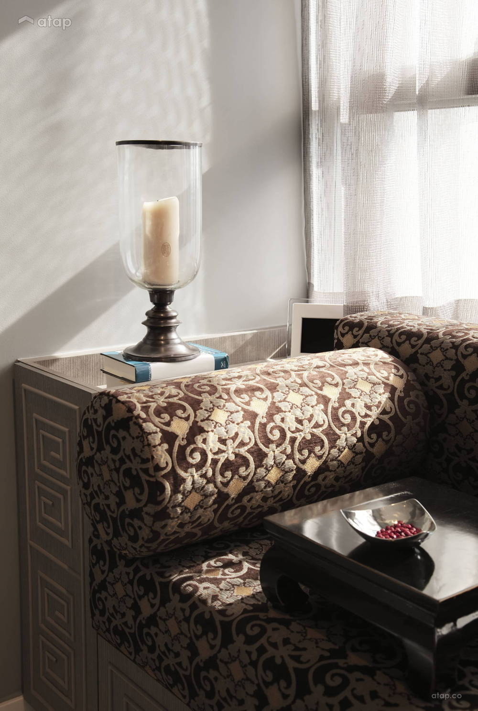 Oriental sofa cover