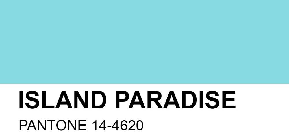 island paradise colour