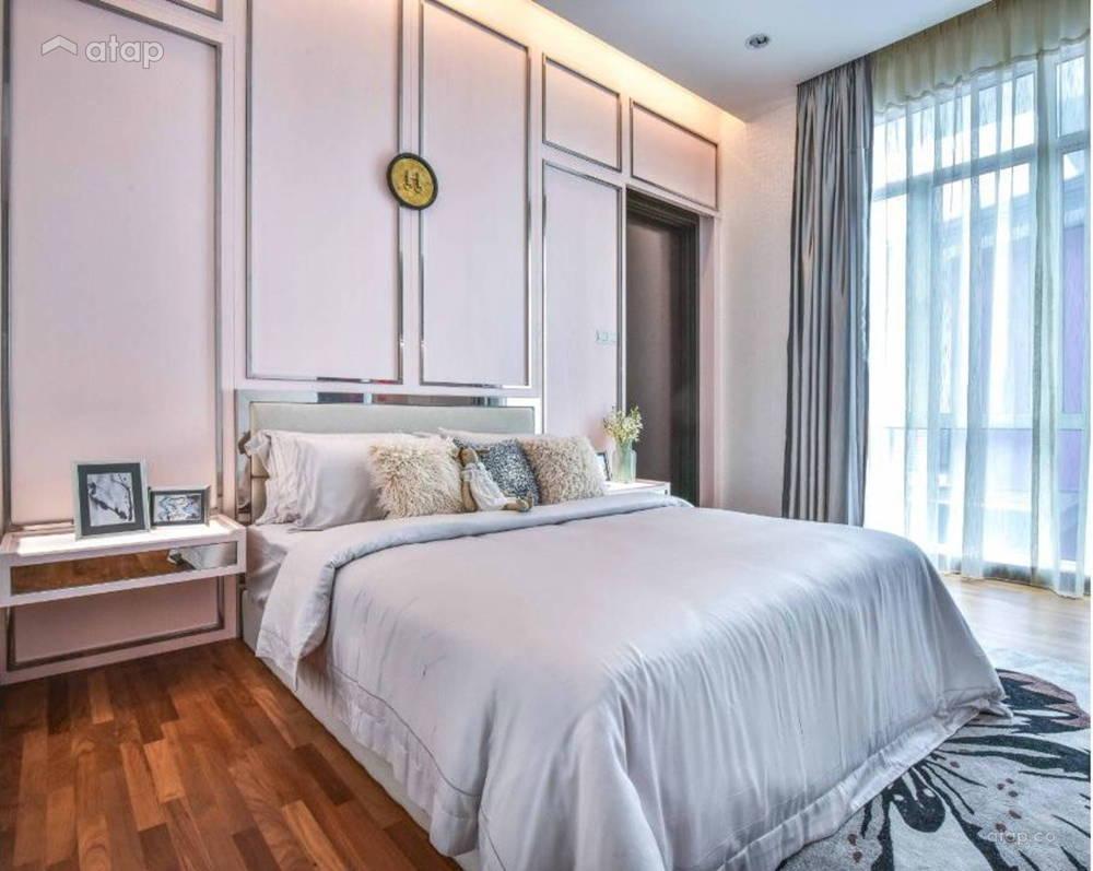 oriental bedroom