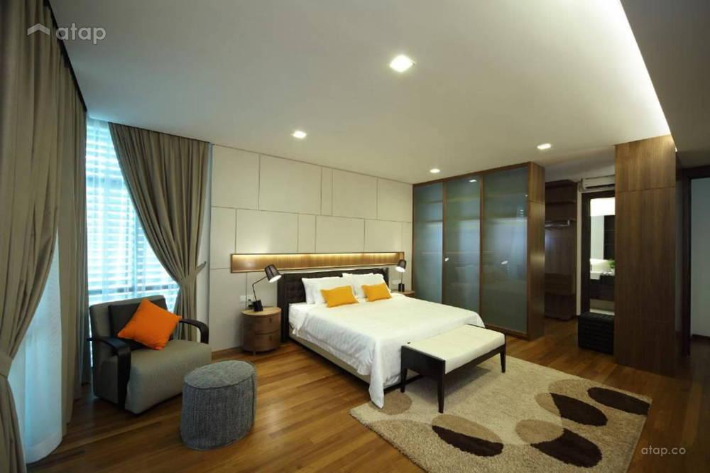 master bedroom bungalow
