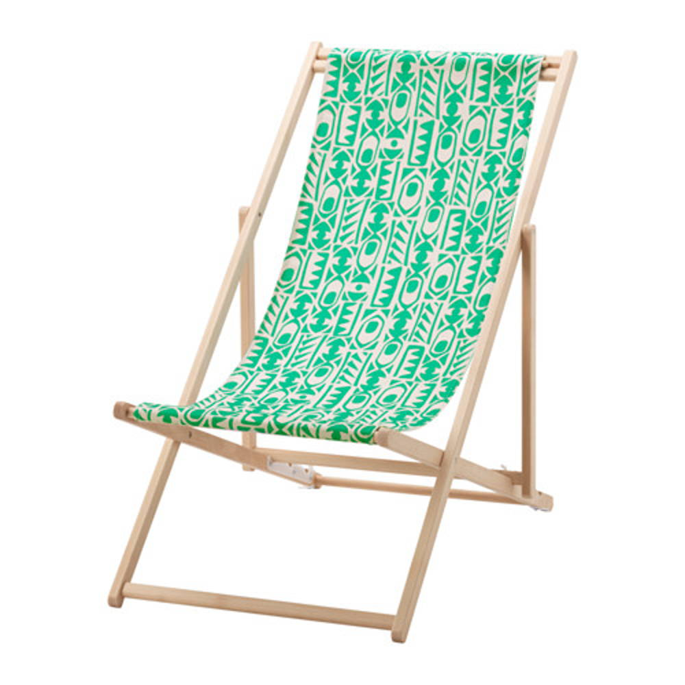 Myingso beach chair ikea