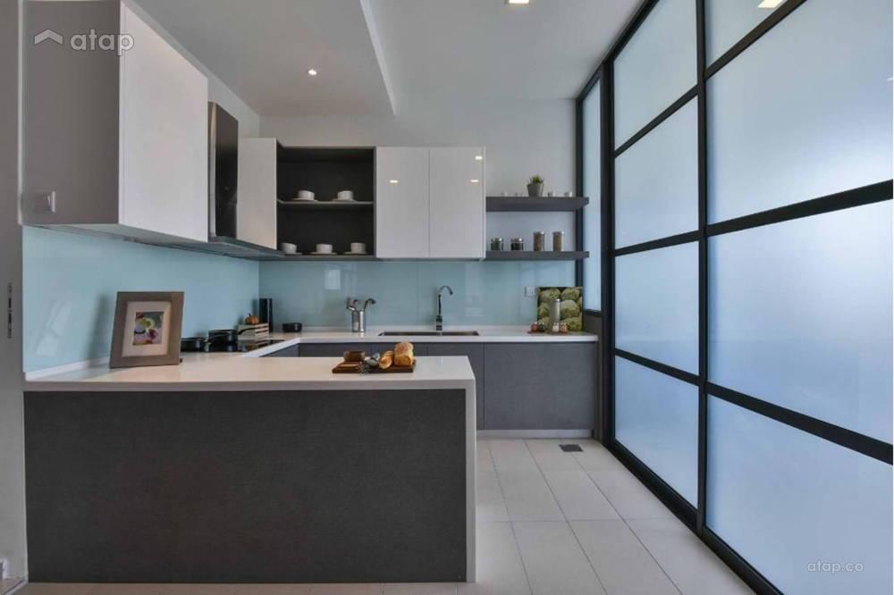 modern basic kitchen