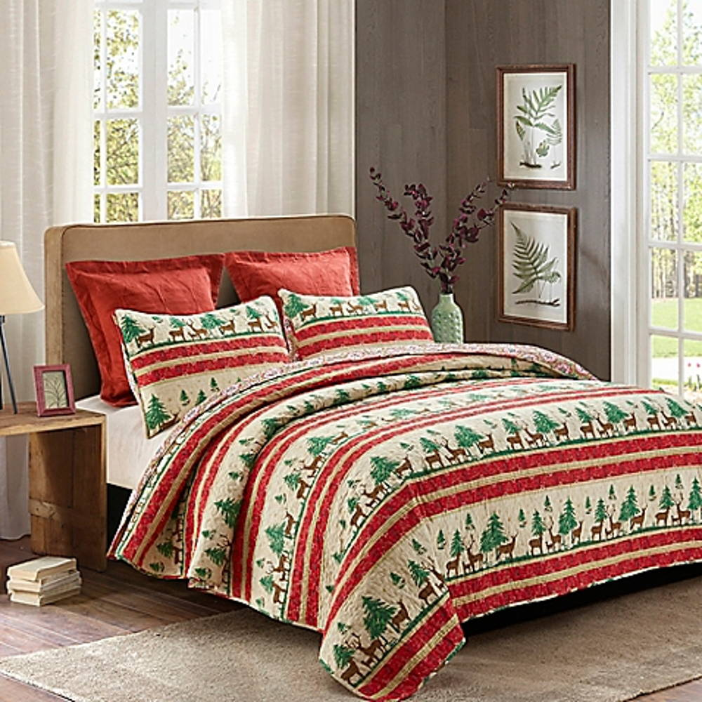christmas bedding set