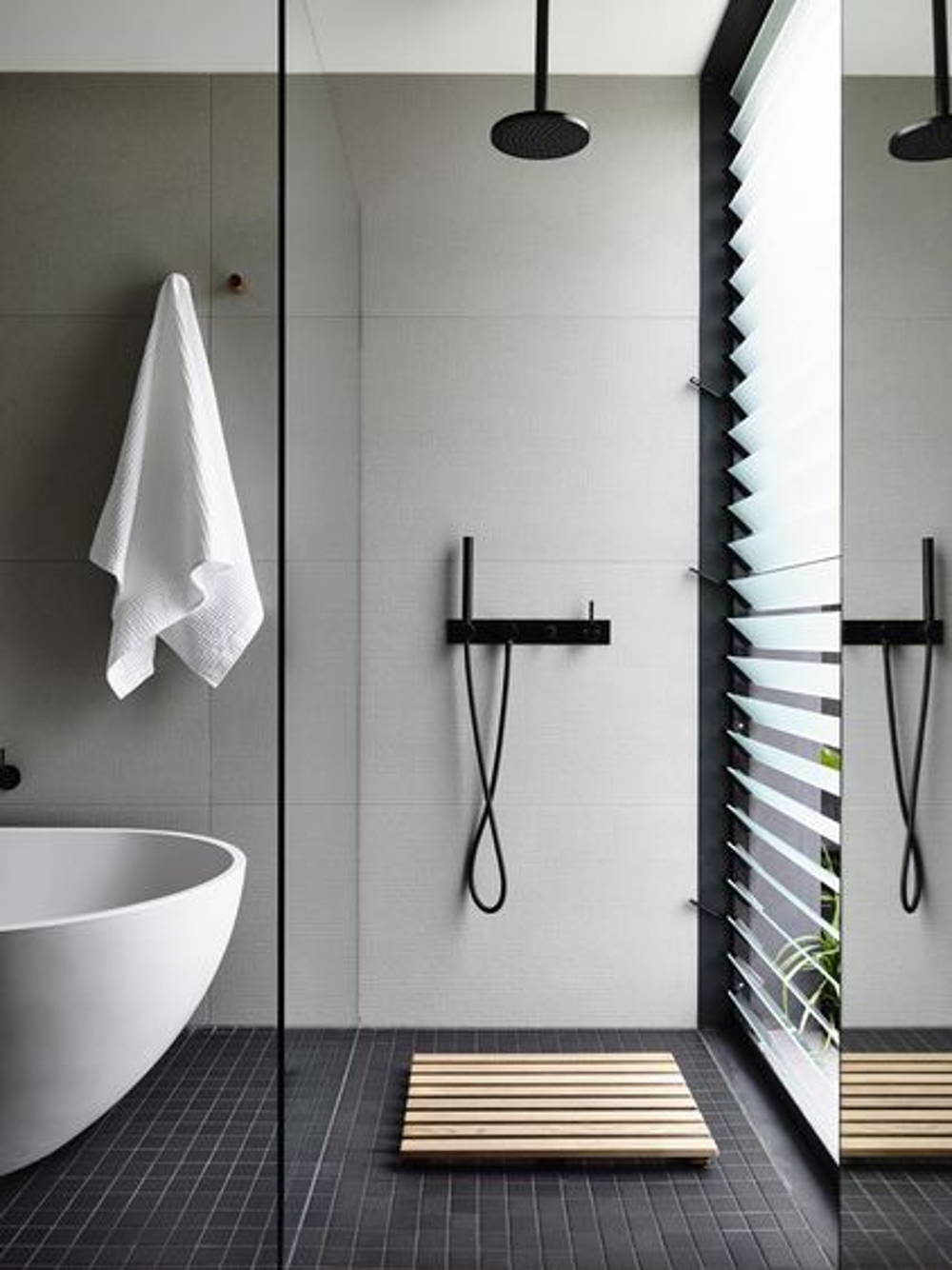 Minimalist Bathroom Design Interiors