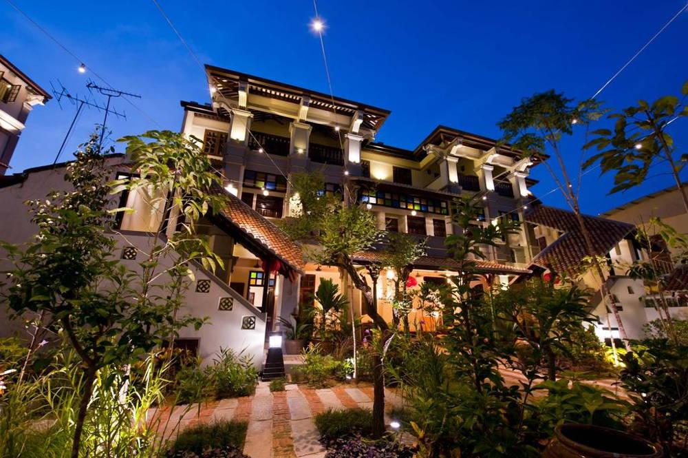 heritage hotel penang