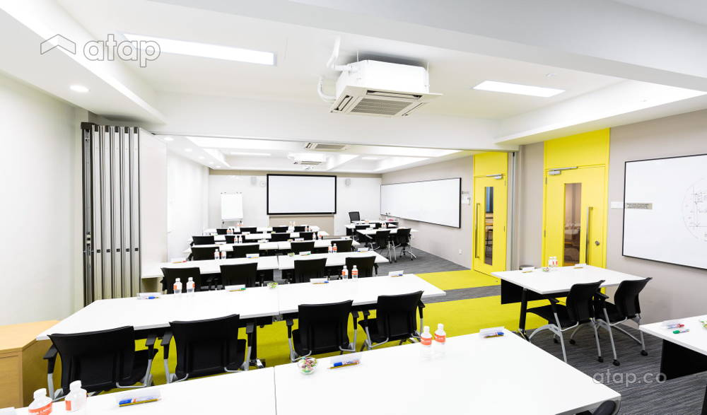 gamuda learning centre classroom