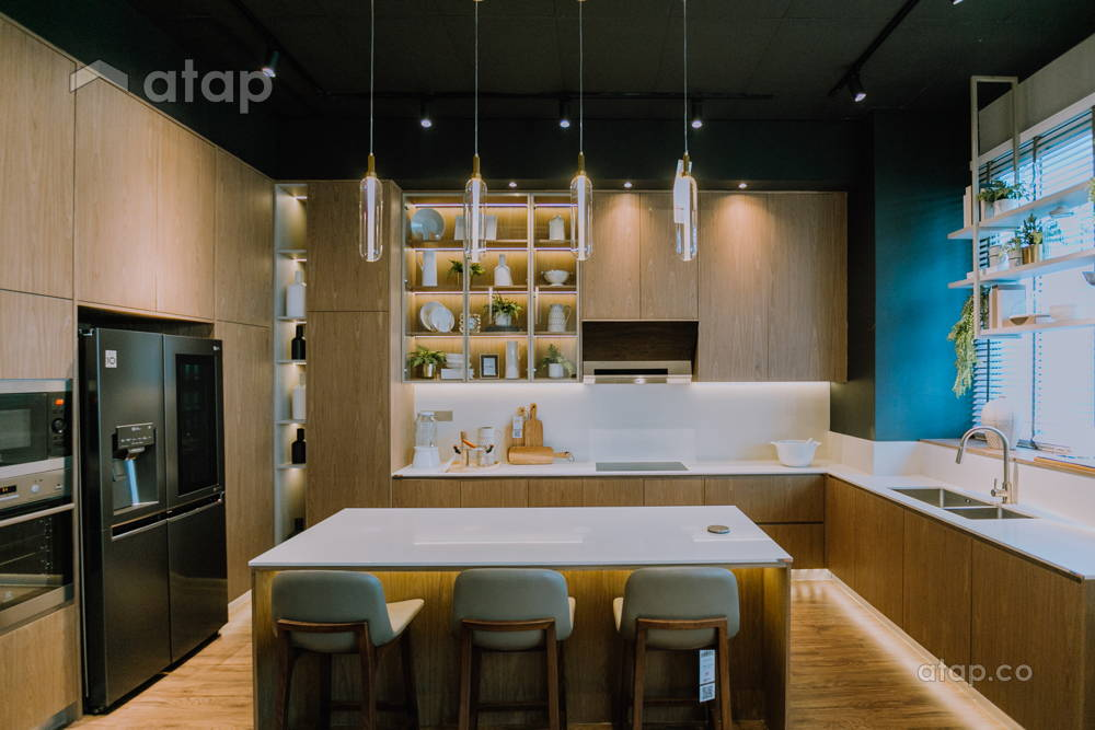 luxury kitchen atap