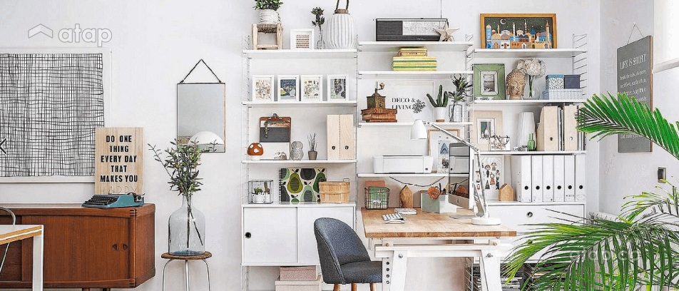 Set Up a Relaxing Home Office You\'ll Actually Love to Work In ...
