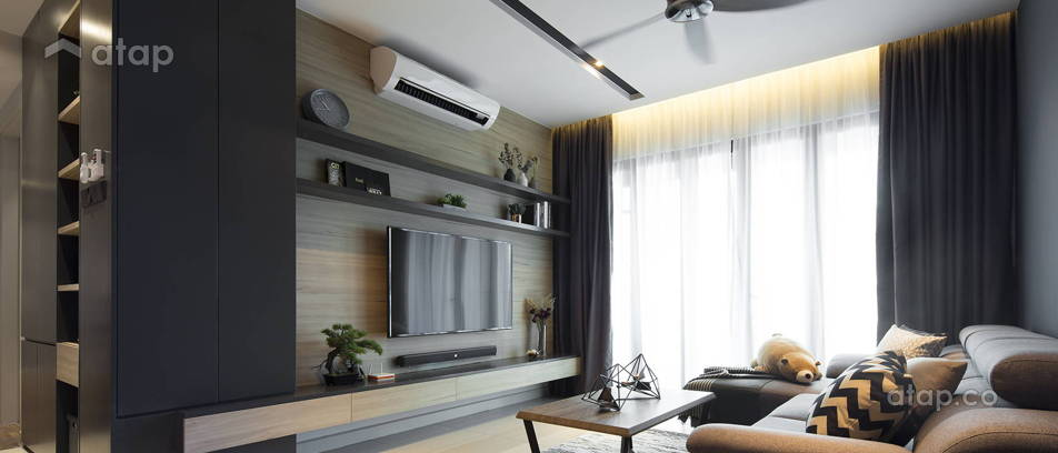 16 Exquisite Living Room Designs In Malaysia Atap Co