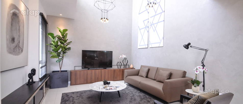 Scandinavian Inspired Living Rooms In Malaysia