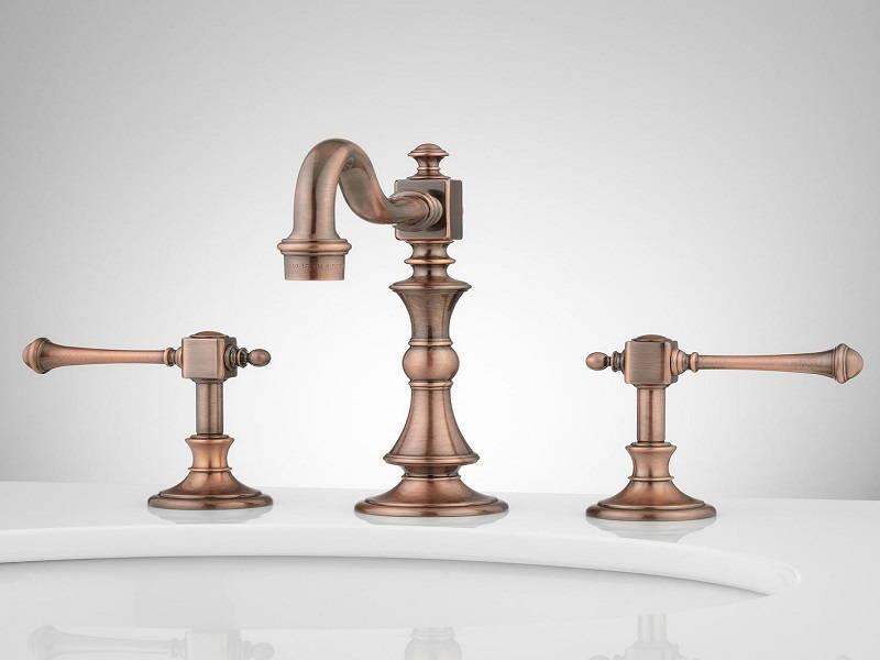 vintage bath faucet