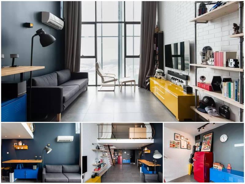 Modern loft empire damansara
