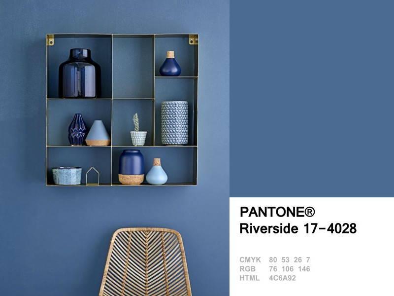 Riverside Fall Pantone
